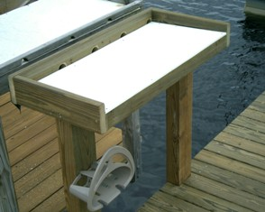 Cleaning Table | Southern Exposure LLC