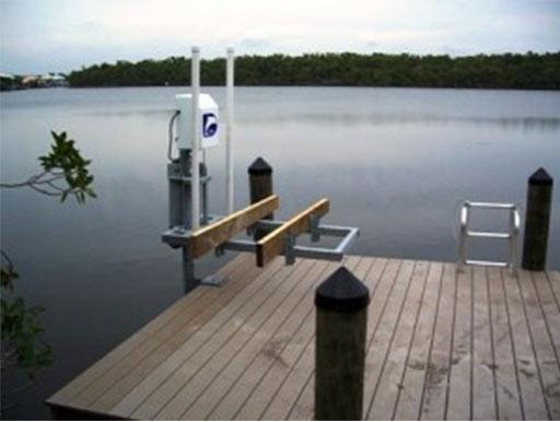 Custom Welding Boat Docks Naples Florida | Southern Exposure LLC
