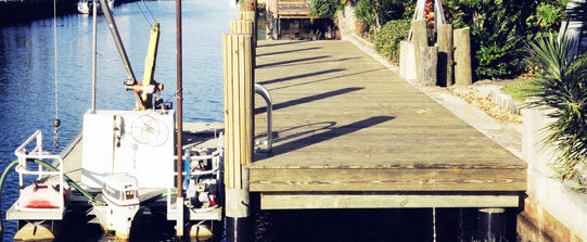 Collier County Boat Dock & Lift | Southern Exposure LLC